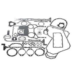 Uszczelki dołu silnika 4c Perkins 1004.4T 3638864M1, 3640514M91, 3640515M91, 4224595M91, F066951, U5LB0034, U5LB0051, U5LB0141,