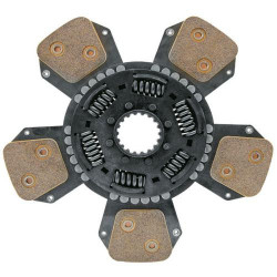 Tarcza sprzęgła 330mm Case MXM 120 130 140 New Holland: 8160, 8260 F100, F110, F115, F120 TM110 115 120 125 130 140 5165650