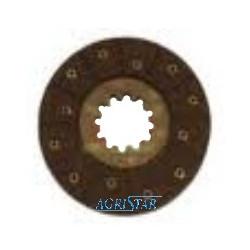 JI01-AZ20844 Tarcza hamulcowa 165mm