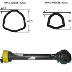 SCY3021 Tłok 88,9mm