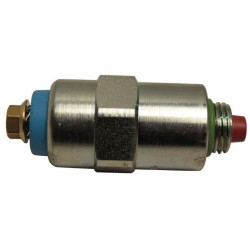 Elektrozawór cewka gaszenia pompy wtryskowej Case 580F 580G 580K, 580SK  83981012