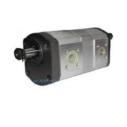 Pompa hydrauliczna 16+11cm3 Case IH C55 C64 C70A CS78 CS86 CS94  Steyr Steyr  955(A)/(A)E, 964(A)/(A)E, 970