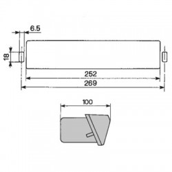 KLI1411 Zawór klimatyzacji