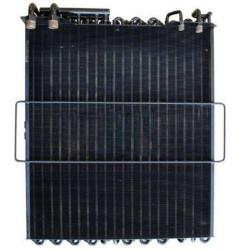 KLI1203 skraplacz chłodnica klimatyzacji 139870A1  case MX100, MX110, MX120, MX135, MX150, MX170, MX180, MX200, MX220, MX240, MX