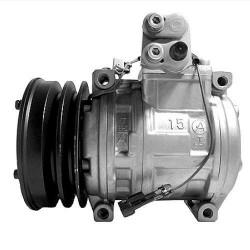 Sprężarka kompresor klimatyzacji John Deere  2064 2264 2266 6610 6710 6810 6910 7200 7300 7600 7800 AZ44541 10PA15C 447100-2990