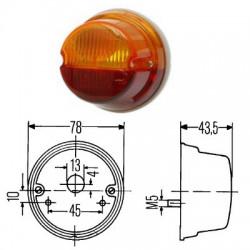 ELE1225 Lampa tylna