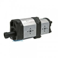 Pompa hydrauliczna 25+11cm3 valtra N101 N111 N121 N141 T161C , T171 8200E  8400E 8450