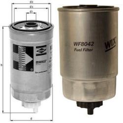 FPA1021 Filtr paliwa