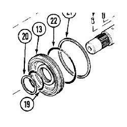SKR2010 pierścień O-ring