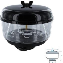 Pompa hydrauliczna casappa Case 580SLE 580LSP 580M 580SM 121124A2, 87433897, 3239529168, 135405A2, 87435827