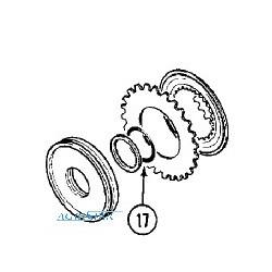 SKR2018 Pierścień O-ring