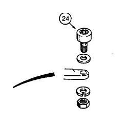 HYD1907 Sprzęgło pompy hydraulicznej Z-14 Case 87437920