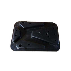 nakładka podpory stopy guma podpory Case 580T 580ST 580SR 590SR 695SR 695SM  New Holland LB85 LB95 LB110 LB115 LB90B LB95B