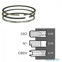 SCY4018 Pierścienie 3szt. 111.76mm