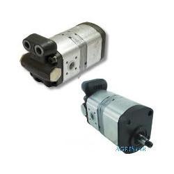 Pompa hydrauliczna 8+8cm Case 743&XL, 844&XL, 745&XL ,845&XL, 856 0510465339