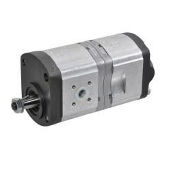 HYD1209 Pompa hydrauliczna 11+8cm