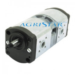 HYD1217 Pompa hydrauliczna 19+11cm3