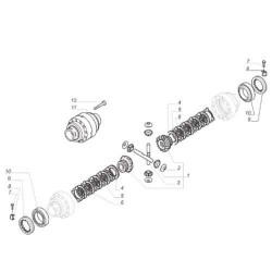 Tłok,silnika,iveco Case,695sr,580SR,580M,580SM, New,Holland,LM415,LM425,LM435,LM445,LM5040,LM5060,LM5080,8094740,8093880,8731725
