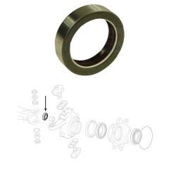 PON1640 Uszczelniacz wału napędowego 48x65x16,5mm