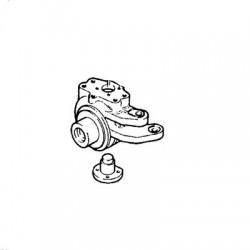 PON2838 Sworzeń zwrotnicy dolny