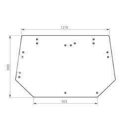 HAM4311 Cylinderek hamulcowy/ sprzęgłowy