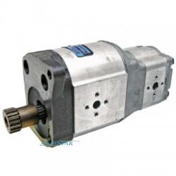 HYD1253 Pompa hydrauliczna 23,5+6cm3