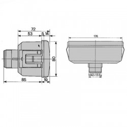 Uszczelka głowicy Case MXU JX JXU 80 90 JX 95 1070 1080 1090 1100 New Holland TL TD TS 70 80 90 100 T4030, T4040, T4050 T5030, T