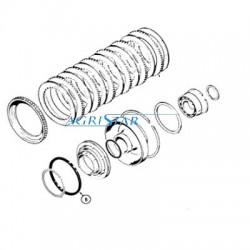 O-ring tłoka kosza skrzyni biegów Case 580g 580f