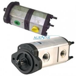 HYD1257 Pompa hydrauliczna 16+11cm3