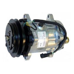 KLI1014 Sprężarka,kompresor,klimatyzacji New Holland LM410 LM420 LM425 LM430 LM640, LM840, LM430, LM860, LM850 98462948, 8581237
