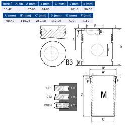 ELE2501 Bendix rozrusznika Z-10 Lucas Case 844 xl massey ferguson 699 3630 3645, 3650, 3655, 3670, 3680, 3690 jcb Perkins