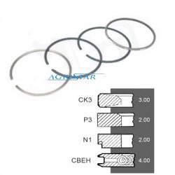 SCY4041 Pierścienie 100mm 3,00x2,00x2,00x4,00mm