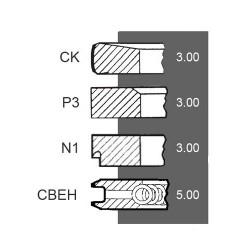 osuszacz filtr klimatyzacji JCB 141/00826 14100826 476/44901 47644901 ładowarki 530-70 531-70 540-70