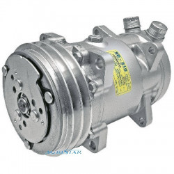 Sprężarka klimatyzacji kompresor pompa Case JX100U JX85, JX90, JX90U, JX95 new holland TD85D TL100 TL100A, TL70A, TL80A,