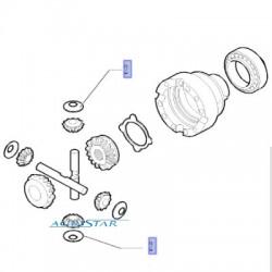 PON1249 Uszczelniacz piasty koła