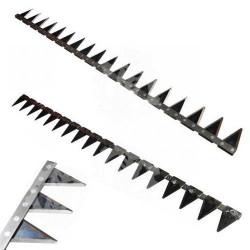 CT04-Listwa nożowa kosy bocznej ZIEGLER Namysło Profix 616106 135mm