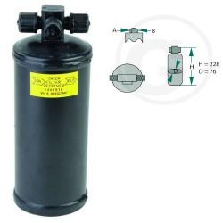 osuszacz filtr klimatyzacji massey ferguson new holland Claas Dominator 98 88 landini valtra a95 t130 m121 14100826 1766600