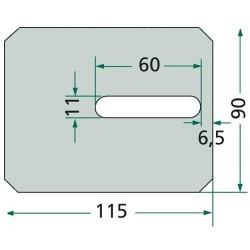 HS-00310914 Tarcza redlicy talerzowej