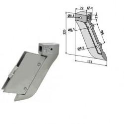 SKR7030 Kamień przesuwki Case 580K 580SK