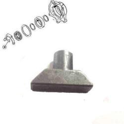 Kamień przesuwki synchronizatora Case 580K 580SK A188527