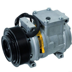 KLI1001 sprężarka klimatyzacji kompresor pompa denso john deere 105a15c AL176858 RE203758 RE257084 AL176857 AL78779 AL155836 AL1