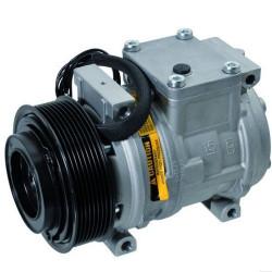 Sprężarka klimatyzacji Claas Dominator 88 98 108 Lexion Medion 320 330 340 Mega 202 208 625879 625877 Sanden SD5H14