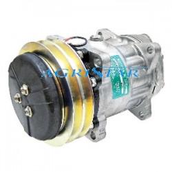 KLI1008 sprężarka, klimatyzacji, kompresor, pompa Sanden 315792 3782613M2 7952 3712528M2 SD7H15 4708 Massey Ferguson 6140,6150,6