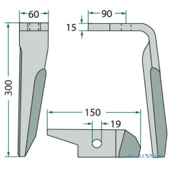 SUP2021 Elektrozawór pompy wtryskowej 24V