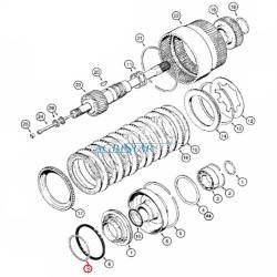 SKR7032 Pierścień uszczelniający