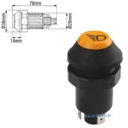 ELE4513 Włącznik świateł Fendt Farmer LS Favorit Renault Same X830240357000, 276591110, 7700004829, 7704001118, 2.7659.111.0, X8