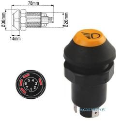 ELE4514 Włącznik świateł roboczych