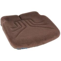 AKK7103 Tapicerka siedzenia z tkaniny brązowa
