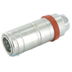 euozłacze Szybkozłączce hydrauliczne gwint wewnętrzny 1/2 cala Case JXU New Holland tl100 tm125 Fiat Ford 3CFPV12GASF