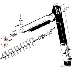ELE4234 Czujnik ciśnienia oleju DEUTZ 04199523